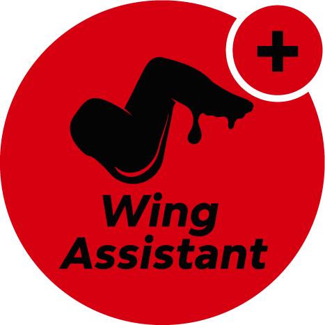 Wing assistant icon - Juliets Castle